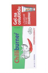 Good Nature Chilliburner 60 tablets + Anti-Cellulite Gel GRATIS