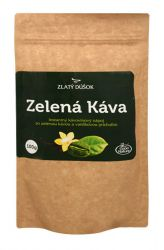 Good Nature Zlatý doušek - green coffee with vanilla 100 g