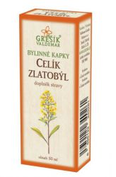 Grešík Goldenrod Herb Drops 50 ml