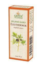 Grešík Eleutherekok Herb Drops 50 ml
