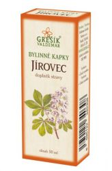 Grešík Conker Herb Drops 50 ml