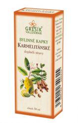 Grešík Carmelite Herb Drops 50 ml