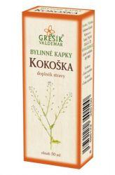 Grešík Capsella Herb Drops 50 ml