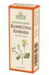 Grešík Daisy Feverfew Herb Drops 50 ml
