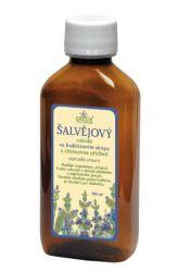 Grešík Sage Syrup 185 ml