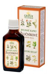 Grešík Bilious Herb Drops 50 ml