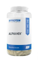 MyProtein Alpha Men 120 tablets