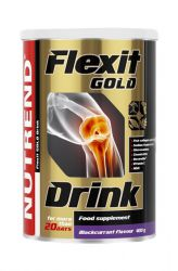 Nutrend Flexit Gold Drink 400 g - flavor orange