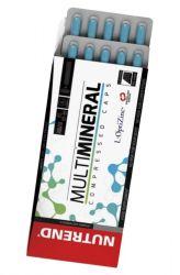 Nutrend MULTIMINERAL COMPRESSED CAPS 60 capsules