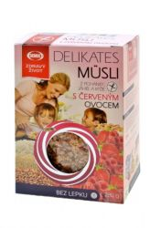 Semix Delikates Muesli With Red Fruit 280 g