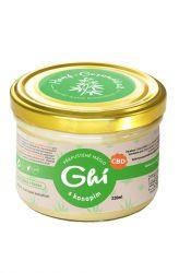 Zelená Země Cannabis butter - melted 220 ml