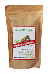 Zelená Země Hemp seeds shelled 500 g