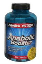 Aminostar Anabolic Booster 180 capsules