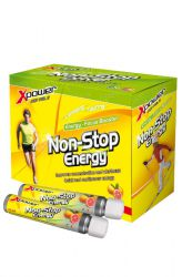 Aminostar Xpower Non-stop Energy 10 x 25 ml ─ flavor grapefruit