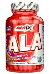 Amix ALA – Alpha Lipoic Acid 60 capsules