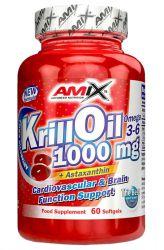 Amix Krill Oil 1000 – 60 capsules