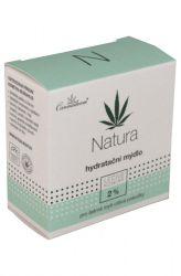 Cannaderm natura ─ moisturizing soap 100 g
