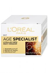 L'Oréal Paris Age Specialist 65+ Day Anti-Wrinkle Cream 50 ml