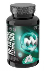 MAXXWIN Beta Alanine 1000 ─ 120 capsules