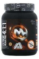 MAXXWIN EXTREME BCAA PRO 4:1:1 – 400 capsules