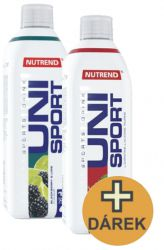Nutrend UNISPORT 2x 1000 ml + dispenser FREE