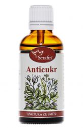 Serafin antisugar ─ Tincture from a mixture of buds 50 ml