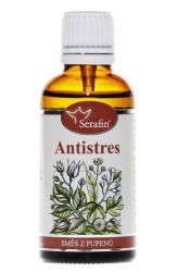 Serafin Antistress ─ Tincture from a mixture of plant buds 50 ml