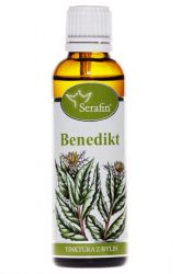 Serafin Benedict ─ Tincture of herbs 50 ml