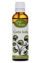 Serafin Gotu kola ─ Tincture of herbs 50 ml