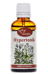 Serafin Hypertensive ─ Tincture from a mixture of buds 50 ml