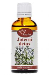 Serafin Liver detox ─ Tincture from a mixture of buds 50 ml