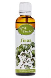 Serafin Ginkgo biloba ─ tincture of herbs 50 ml
