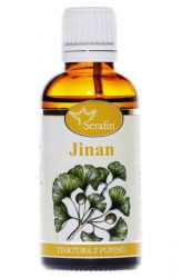 Serafin Ginkgo (Ginkgo biloba) ─ Tincture of buds 50 ml