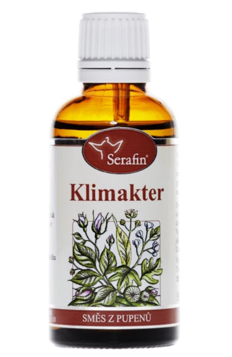 Serafin climacteric - Tincture from a mixture of buds 50 ml
