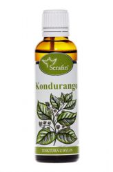 Serafin Kondurango ─ Tincture of herbs 50 ml