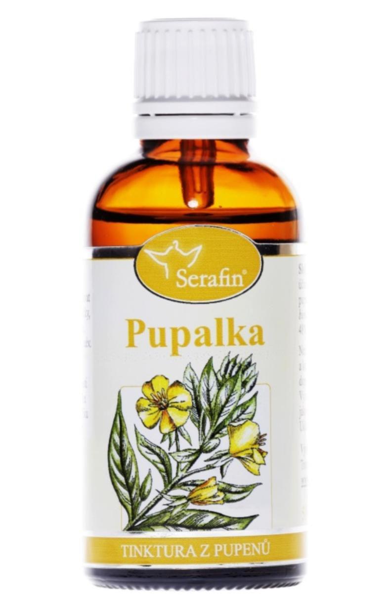 Serafin evening-primrose ─ Tincture of buds 50 ml Gemmotherapy