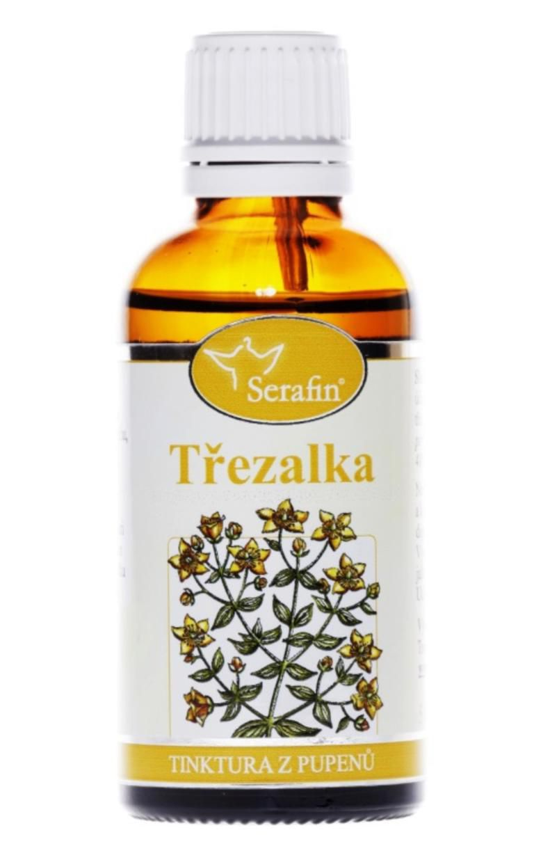 Serafin Hypericum - Tincture of buds 50 ml Gemmotherapy
