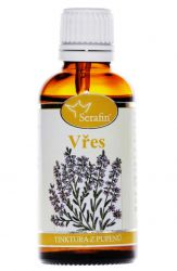 Serafin common heather ─ Tincture of buds 50 ml