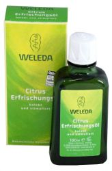 Weleda Citrus Refreshing Body Oil 100 ml