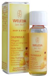 Weleda Calendula infant oil 10 ml