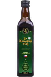 Zelená Země BIO Hemp oil CZ 500 ml