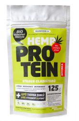 Zelená Země BIO Hemp Protein 125 g