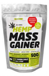 Zelená Země Hemp Mass Gainer 500 g
