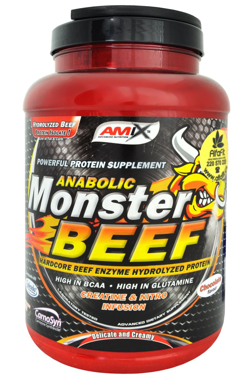 Amix Anabolic Monster Beef Protein 1000 g