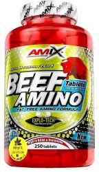 Amix Beef Amino 250 tablets