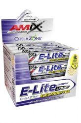 Amix E-Lite Liquid Electrolytes 20 x 25 ml – flavor black currant