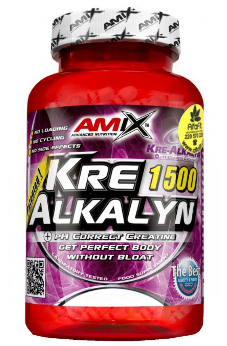 Amix Kre-Alkalyn 120 kasplí