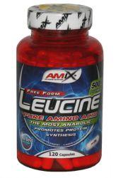 Amix Leucine PURE 500 mg 120 capsules