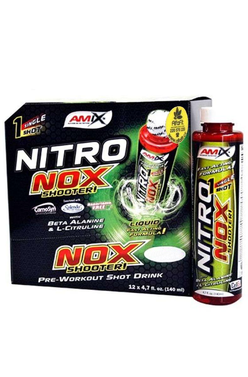 Amix NitroNox Shooter 12 x 140 ml