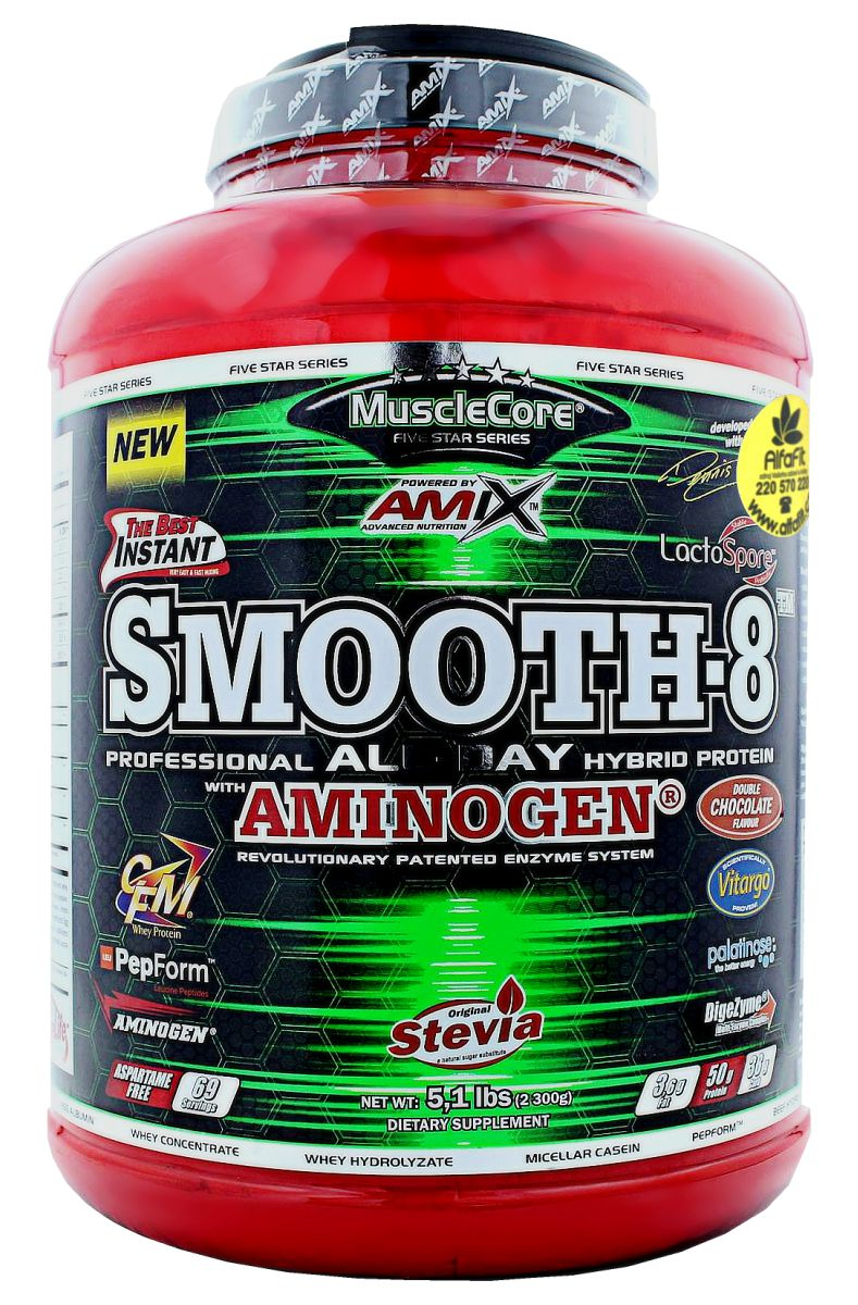 Amix Smooth 8 Protein 2300 g
